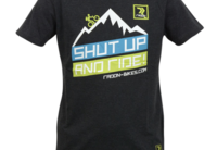 "T-Shirt ""Shut up!"""