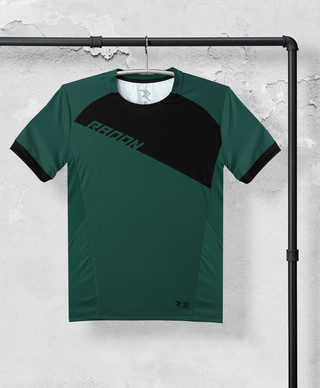Render Trikot - Junglegreen