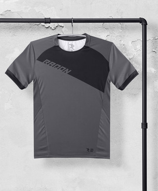 Render Trikot - Stealthgrey